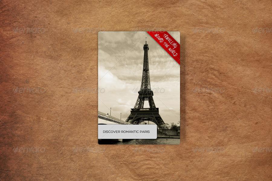 City Guide & Map Mockup