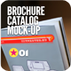 Brochure | Catalog | Magazine Mock-Up - GraphicRiver Item for Sale