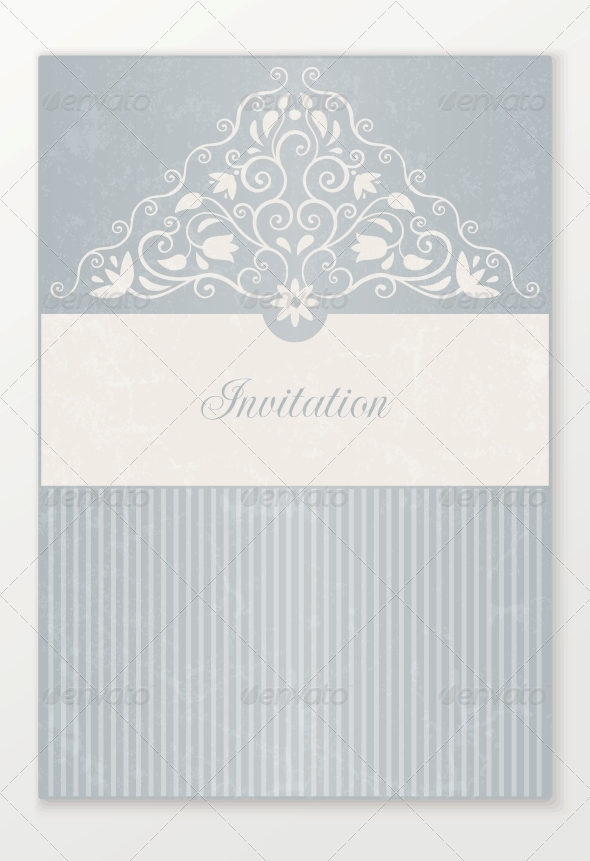 Wedding Invitation. - Weddings Seasons/Holidays