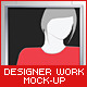 Designers Work Mock-Up - GraphicRiver Item for Sale