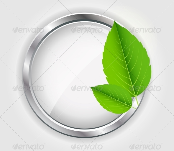 Abstract Nature Background with Leaves - Flowers & Plants Nature