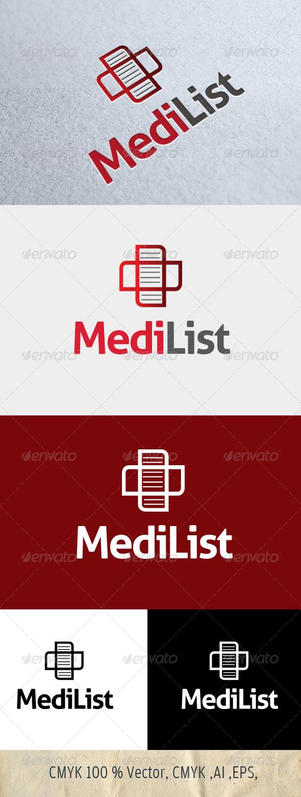 MediList - Symbols Logo Templates