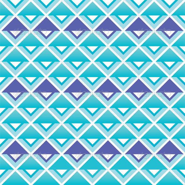 Tribal Aztec Seamless Pattern - Backgrounds Decorative