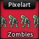 Zombie Spritesheet - GraphicRiver Item for Sale