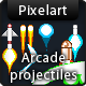 Arcade Shoot Projectiles - GraphicRiver Item for Sale