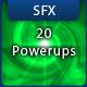 20 8-Bit Powerups - AudioJungle Item for Sale
