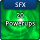 20 8-Bit Powerups
