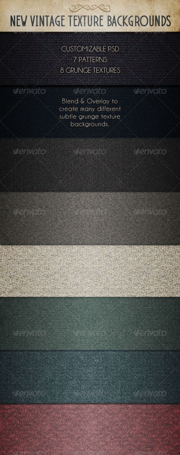 Customizable New Vintage Backgrounds - Business Backgrounds