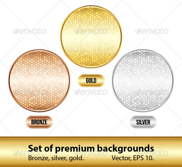 Set of Premium Backgrounds. - Backgrounds Decorative