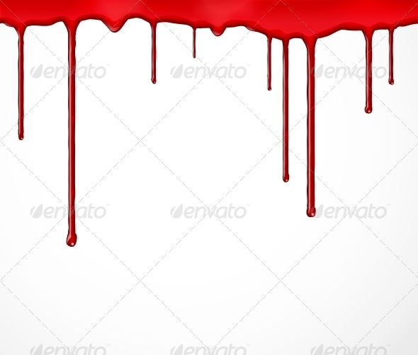 Background with Blood - Backgrounds Decorative