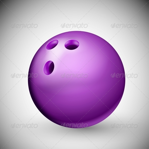 Bowling Ball - Sports/Activity Conceptual