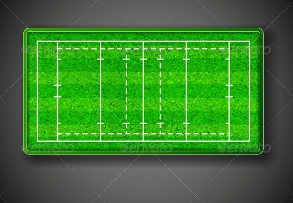 Rugby Stadium - Sports/Activity Conceptual