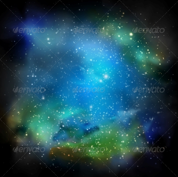The Galaxy - Backgrounds Decorative