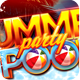 Pool and Beach Summer Party Flyer - GraphicRiver Item for Sale