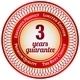 Labels From 1 To 5 Years Guarantee - GraphicRiver Item for Sale