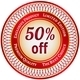 Labels From 5 To 95 Percent Discount - GraphicRiver Item for Sale
