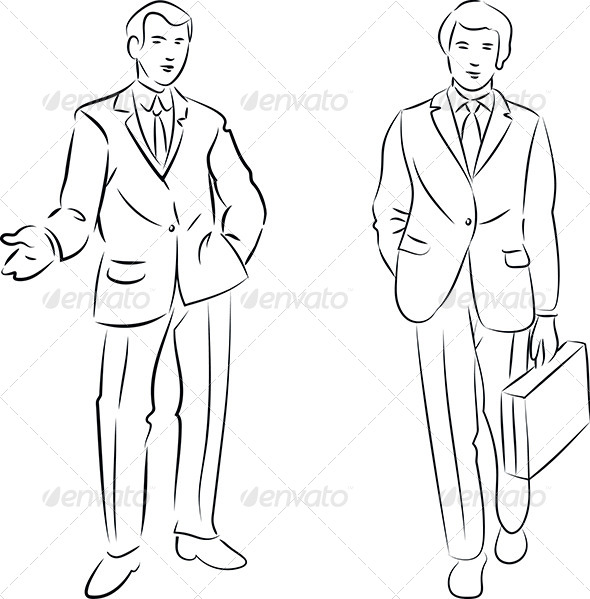 Businessman - Business Conceptual