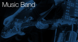 Music Band Premium Templates