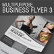 Multipurpose Business Flyer 3 - GraphicRiver Item for Sale