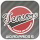 Tensor - Responsive WordPress Theme - ThemeForest Item for Sale