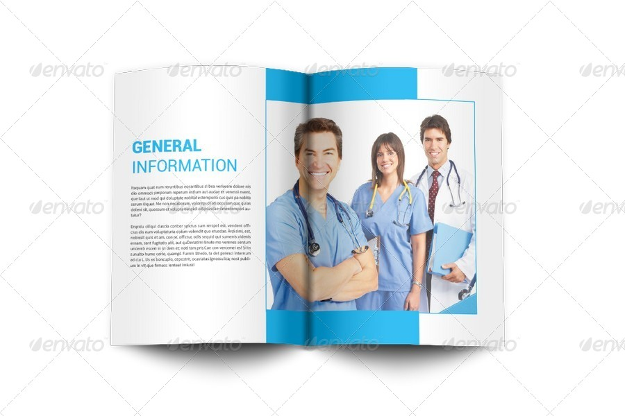 Medical Brochures  Pages By Jazh  Graphicriver