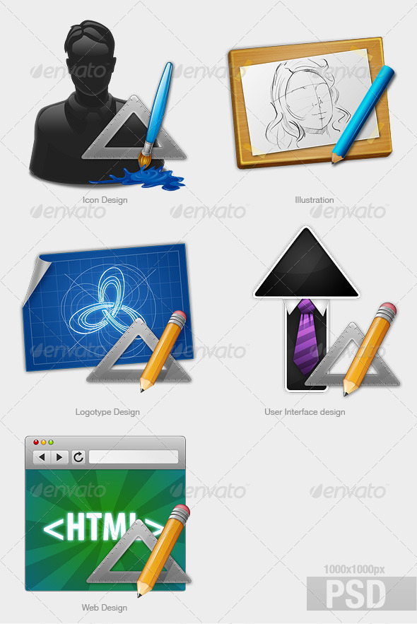 Services  - Web Icons
