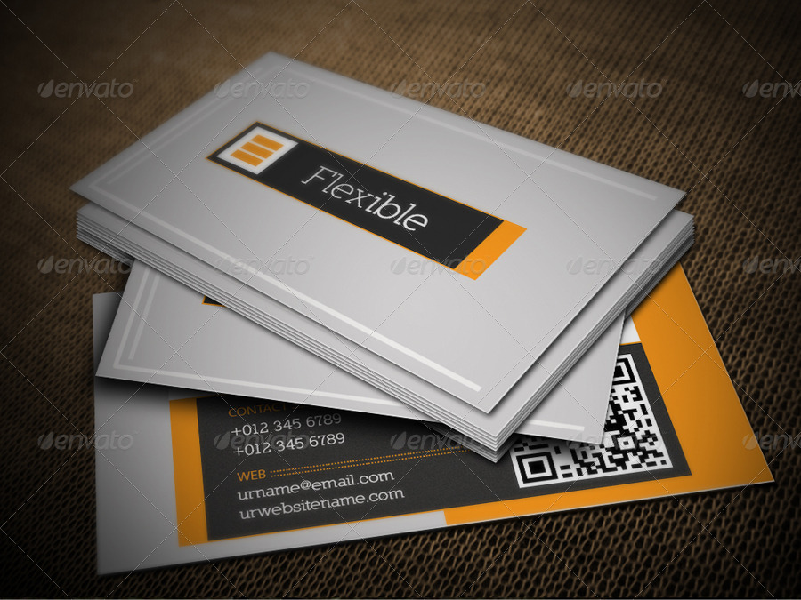 Package Business Card by -axnorpix : GraphicRiver