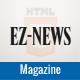 EZ-News Wordpress Theme - ThemeForest Item for Sale