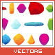 Vector Gemstones Collection - GraphicRiver Item for Sale