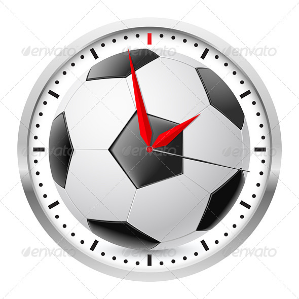 Sports Wall Clock - Media Technology