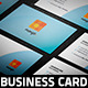 Orange Business Card - GraphicRiver Item for Sale
