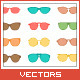 48 Vector Glasses Collection - GraphicRiver Item for Sale