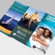 Tri-Fold Travel Brochure - GraphicRiver Item for Sale