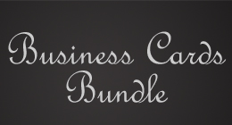 Business Cards Bundle