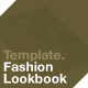 Fashion Lookbook - GraphicRiver Item for Sale