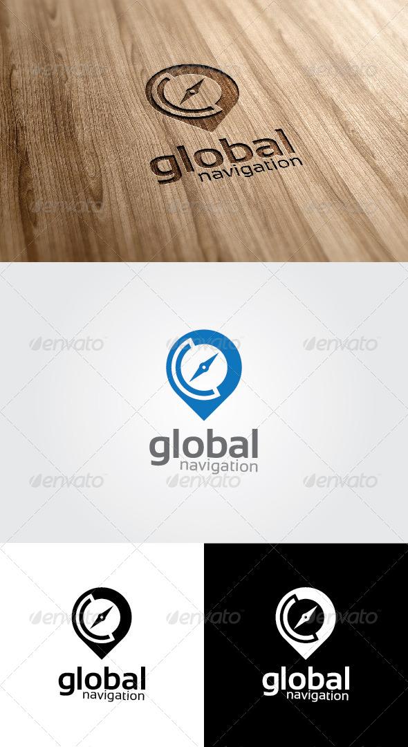 Global Navigation Logo - Symbols Logo Templates