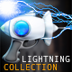 Electrical Lightning Effects Collection - GraphicRiver Item for Sale