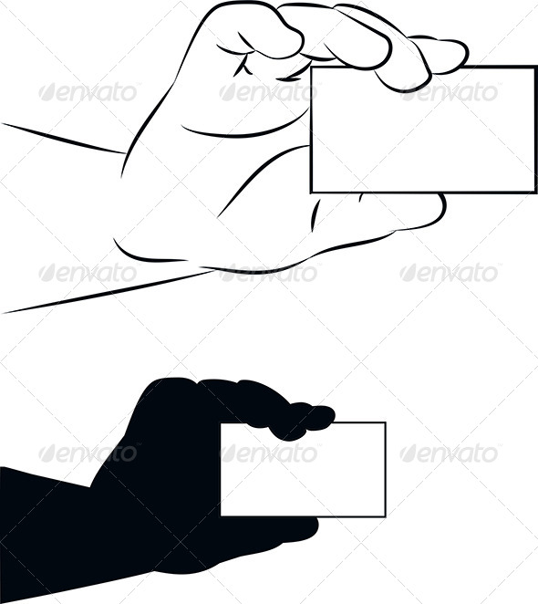 Showing Card - Concepts Business
