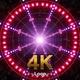 Crimson Light Tunnel - VideoHive Item for Sale