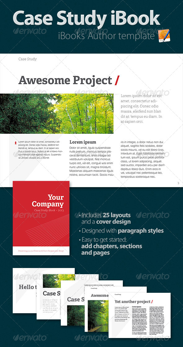 Case Study iBook - Digital Books ePublishing