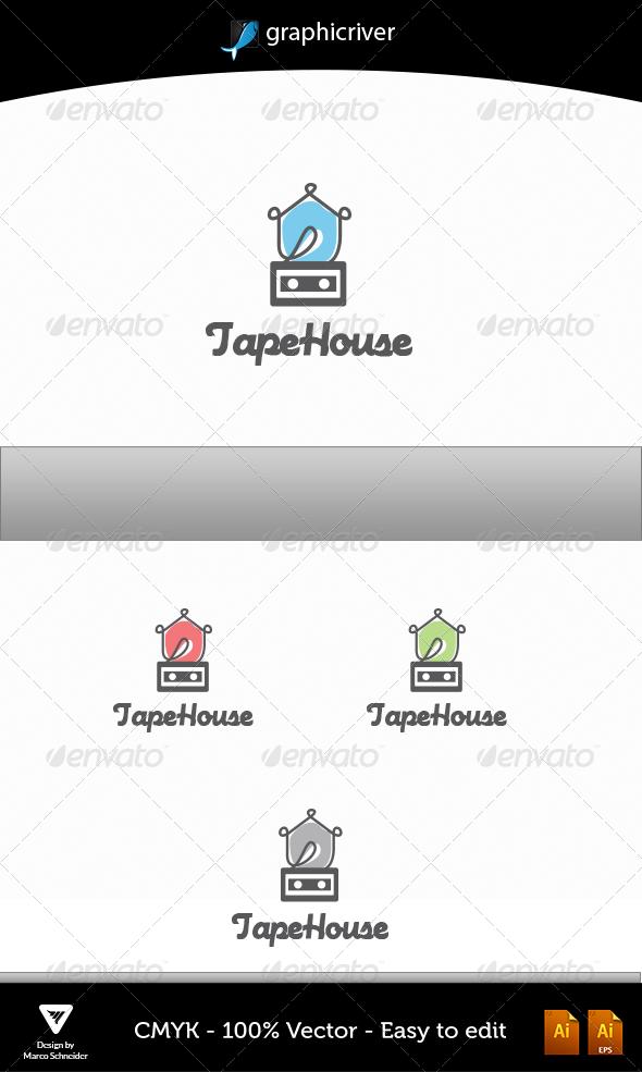 TAPEHOUSE - Logo Templates