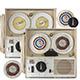 Old Portable Mini Tape Recorder Parts - GraphicRiver Item for Sale