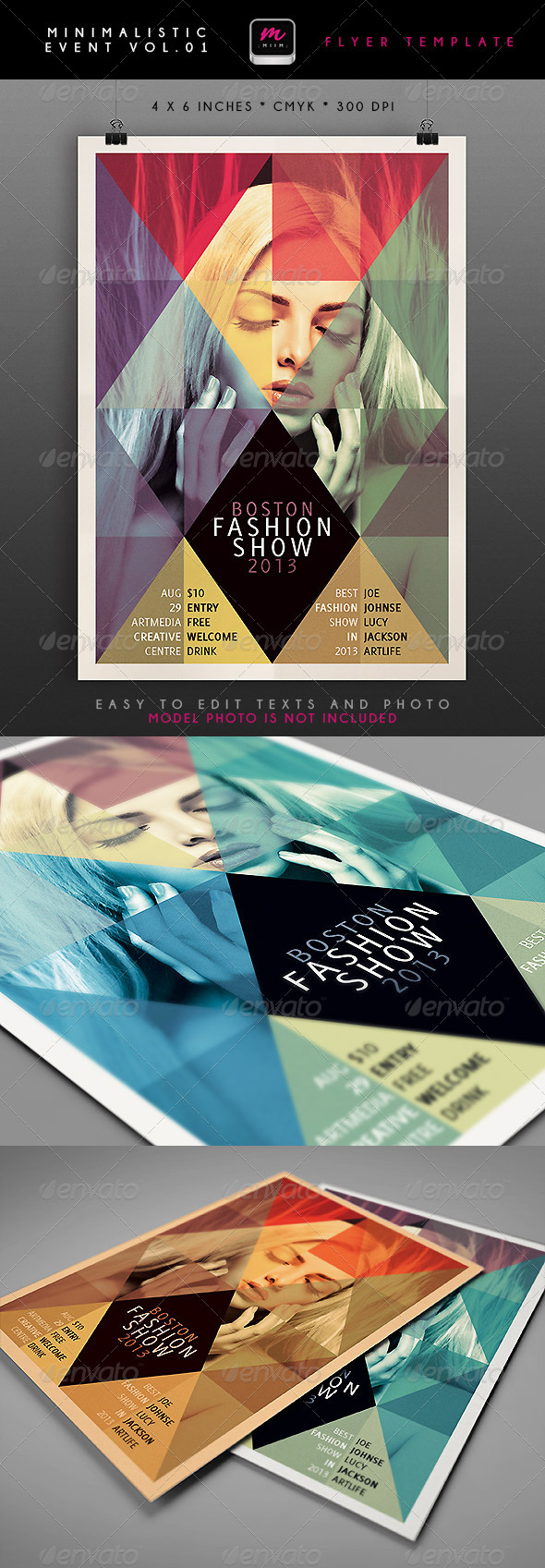 Minimalistic Event Flyer 1 - Events Flyers