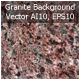 Granite Background (Vector) - GraphicRiver Item for Sale