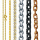 Set of Metal Chains. - GraphicRiver Item for Sale