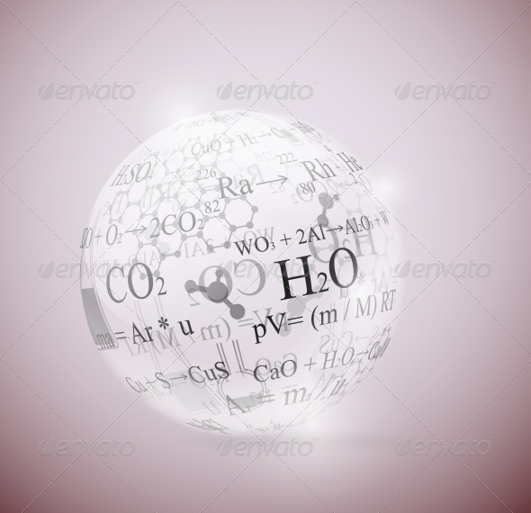 Chemical Sphere - Miscellaneous Vectors