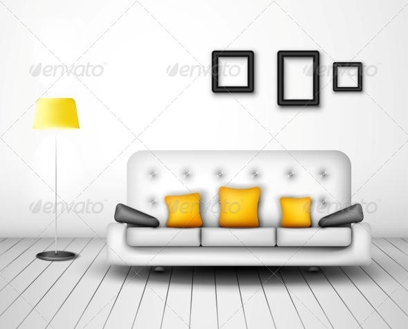Interior Design - Man-made Objects Objects