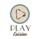Play Cuisine Logo - GraphicRiver Item for Sale