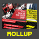 Dynamic Company RollUp Banner - GraphicRiver Item for Sale