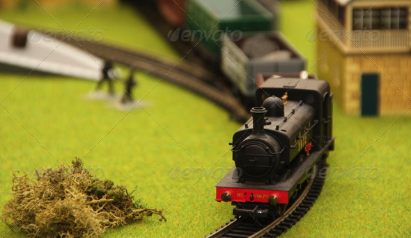Model Railway Photography